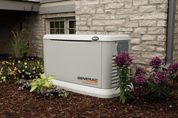 A Generac Standby generator. Stationary or portable generator?