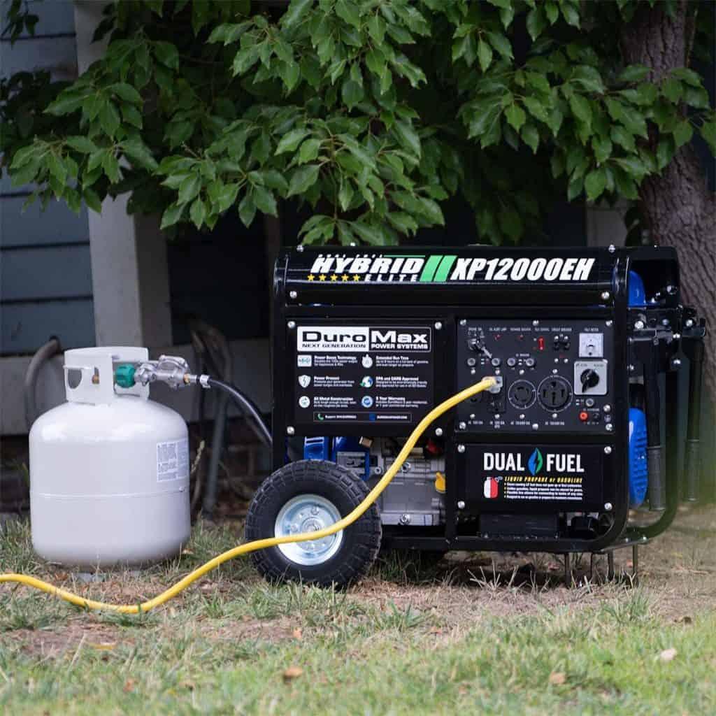 the best propane generator