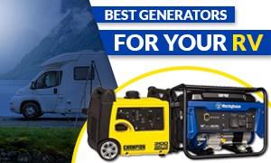 Best Generators For Your RV SB