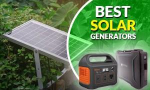 Best Solar Generators SB