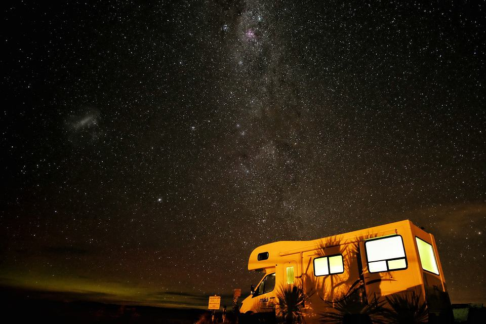 RV Camping At Its Best