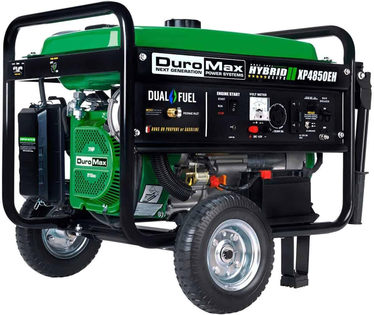 DuroMax XP4850EH