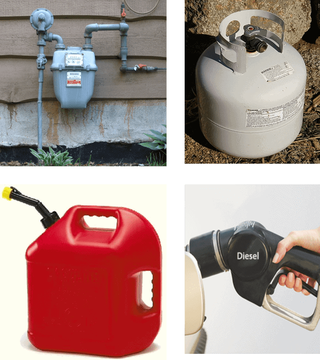 What Fuel Options Are Available for The Best Standby Generator?