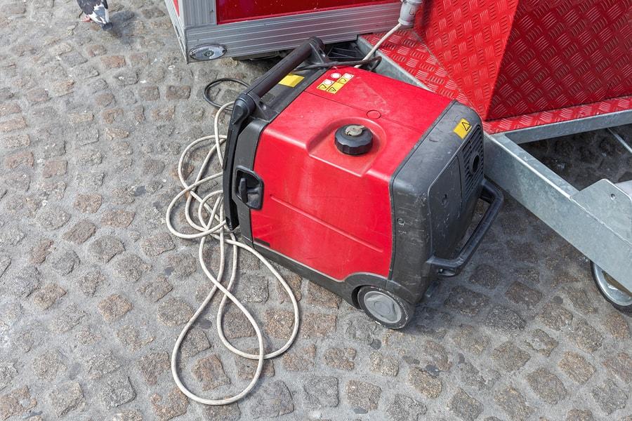 portable generator maintenance