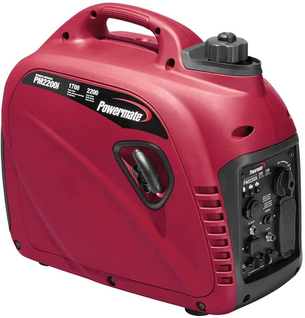 powermate pm2200i inverter generator