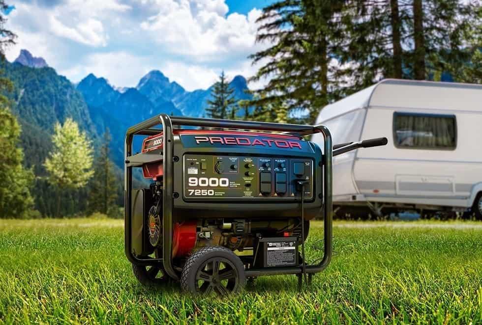 predator 9000 generator review