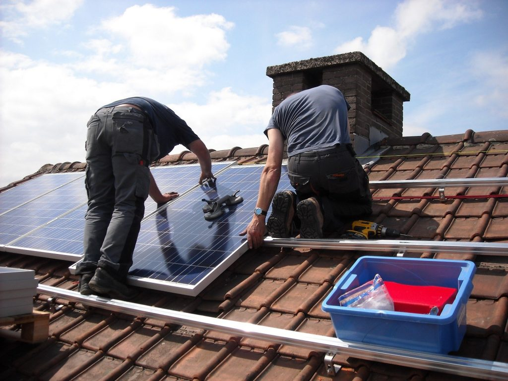installing Solar Panels for the Home